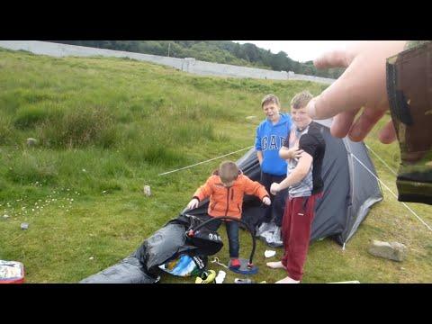Wild camping loch doon scotland uk galloway forrest park Campfire Cooking