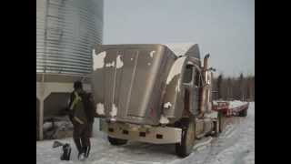 haulin bales and diesel cold starts