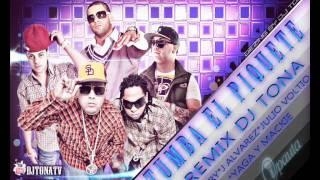 DJ tona || Tumba El Piquete [Remix] ///El Dueño De La Calle◄New Reggaeton★2015