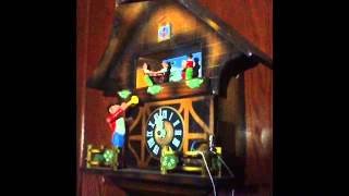 Cuckoo Clock For Sale German, Gesen Ausdem, Sedon Scauctions.com