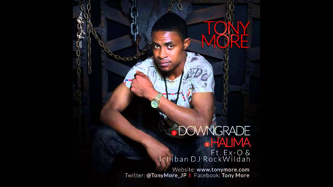 Download TONY MORE - HALIMA ft EX O & ICHIBAN, DJ ROCKWILDAH