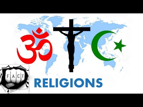 Top 5 Religions By Population