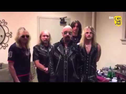 Say Hello! - Judas Priest (Rock Fest BCN)