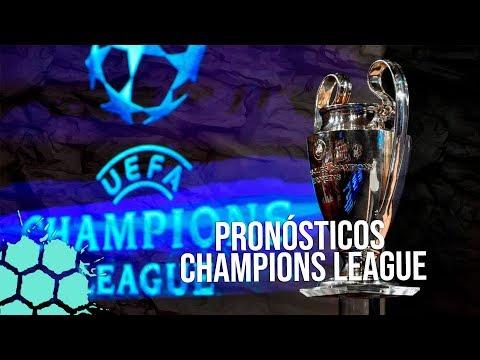 Pronósticos Champions League - Apuntes de Rabona