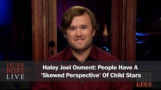 Haley Joel Osment: People Have A