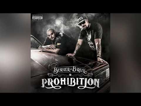 Berner & B-Real - Shatter (Audio) | Prohibition