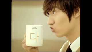 Video [Korean TVC] Lee Min Ho - Cantata Coffee Mix CF download MP3, 3GP, MP4, WEBM, AVI, FLV Agustus 2018