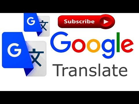 how to download google translater in pc /laptop  2018