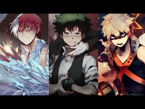 「Nightcore」→ Believer ✗ Thunder ✗ Whatever It Takes Switching Vocals  Imagine Drags MASHUP