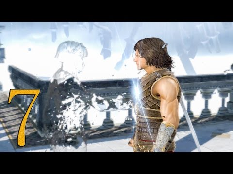 Water Freezing Power - Prince of Persia: The Forgotten Sands - Part 7