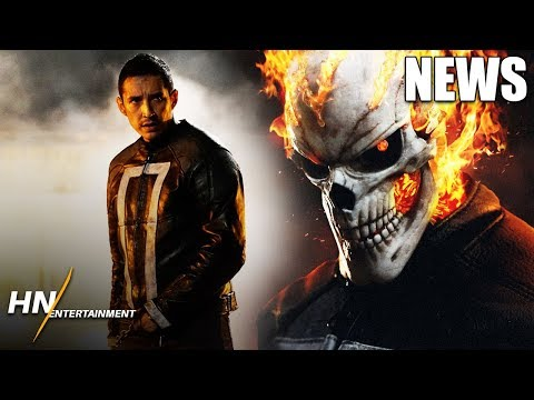 Marvel's Ghost Rider Series CANCELLED At Hulu