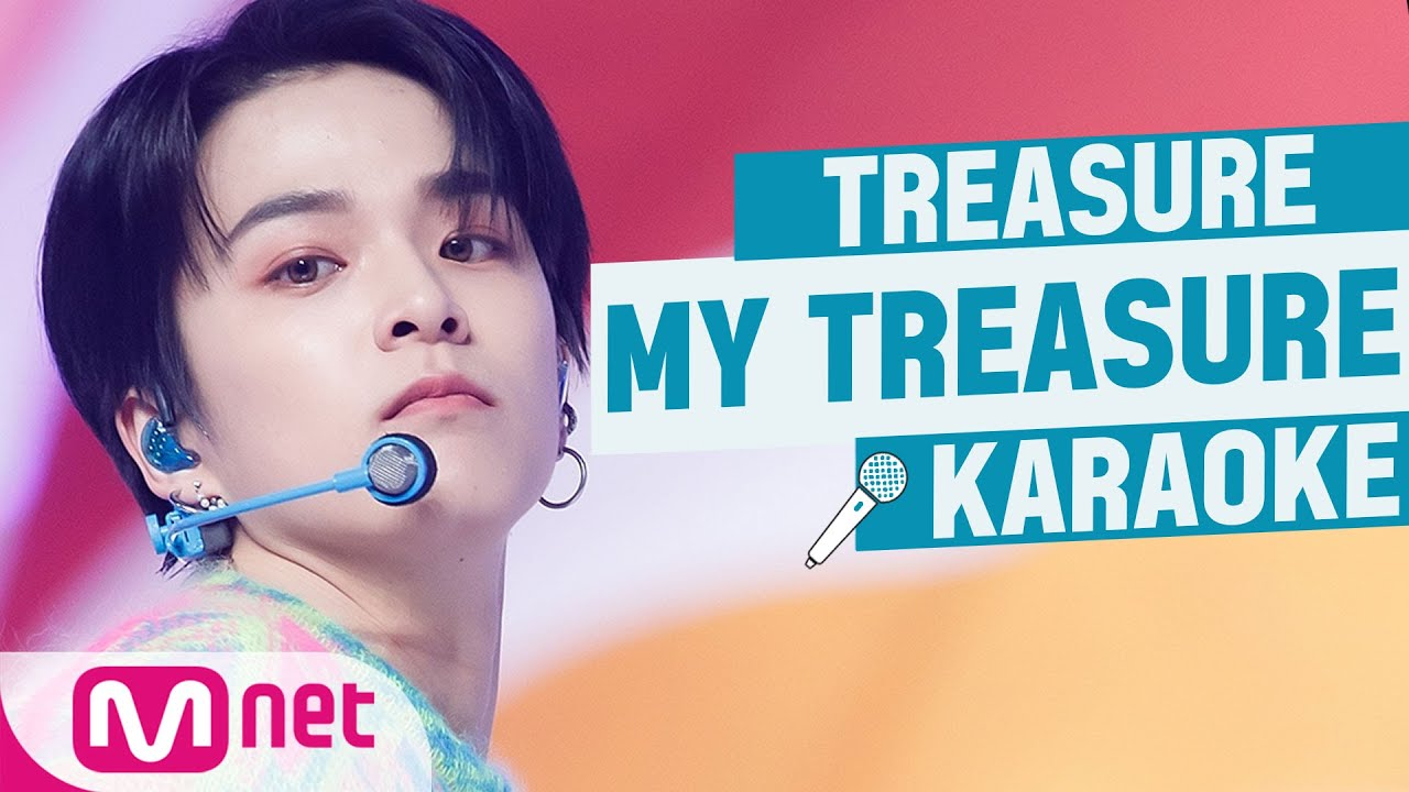 🎤 TREASURE - MY TREASURE KARAOKE 🎤
