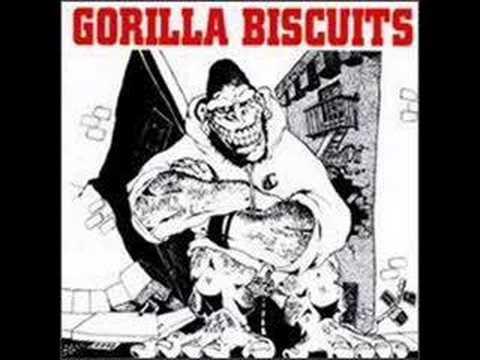 Gorilla Biscuits  Big Mouth