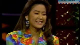 고현정 - 일요스타쇼 + 몰래카메라(1991년3월17일)