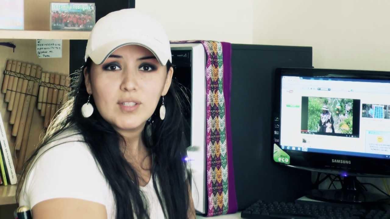 Maritza Rodríguez - Presenta Origen y Fusión - YouTube  Maritza Rodríg...