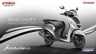 Yamaha Fascino ll Video Review