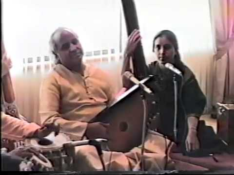 Afternoon Raags: Pandit Jasraj & Swapan Chaudhuri - Part 1