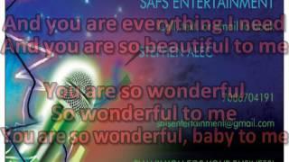 You are so beautiful Babyface on Martin Karaoke