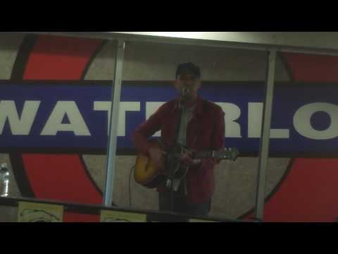 Justin Townes Earle In-Store at Waterloo Records 5/4/17