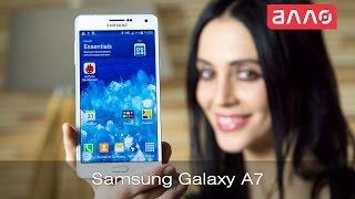 Видео-обзор смартфона Samsung Galaxy A7(Купить смартфон Samsung Galaxy A7 Вы можете, оформив заказ у нас на сайте ..., 2015-02-05T15:44:07.000Z)