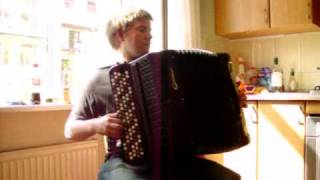 Oh You Wintery Winter (Ах ты Зимушка-Зима) - Thom Hardaker (Accordion)