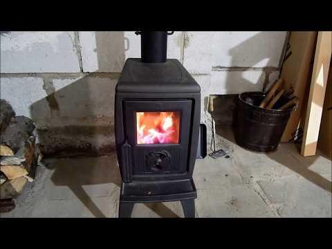 Чугунная печка Plamen Trenk