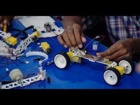 Advanced Robotics - Janapriya School | Miyapur | Westcity | Nagole| Attapur