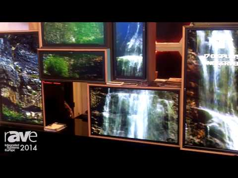 ISE 2014: Pictural Explains Its Media Server for Large Resolutions
