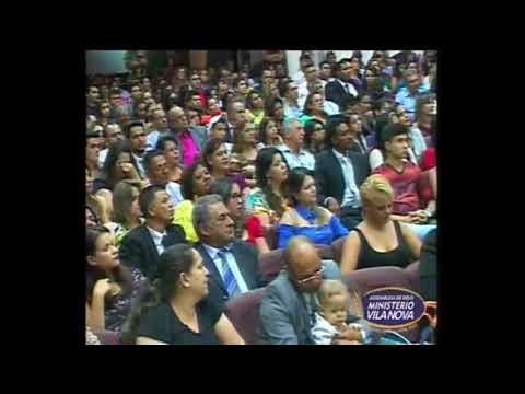 Quem tem Chamada - Pr. Samuel Mariano (AD Vila Nova/2015)