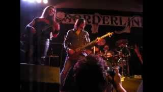 Vision Divine - A touch of evil (Judas Priest cover) [live]
