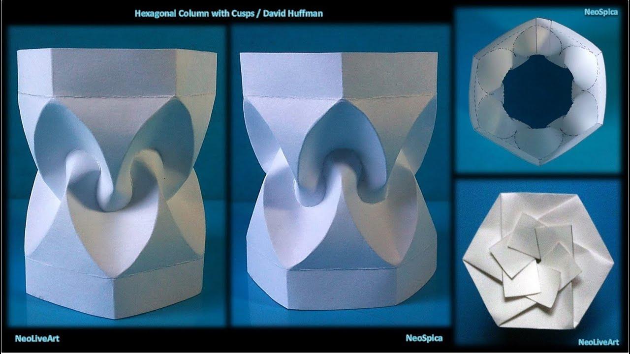 Tutorial 7 Folding Example David Huffman Tower - YouTube - photo#38
