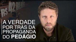 Requião Filho desmente propaganda pro-pedágio de Ratinho Jr, no Paraná