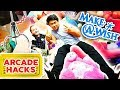 Arcade Hacks (Make-A-Wish Edition!) | Guava Juice