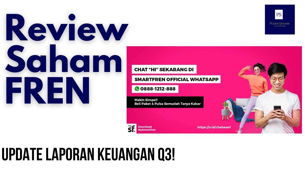 Review Saham Fren 25 November 2020 Youtube