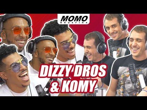 Dizzy Dros & Komy avec Momo كلاش الراب | إيلي بنت الستاتي و البولڤار | فرنش مونتانا و فوق الشواية -