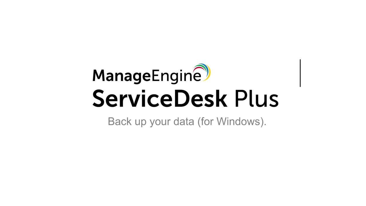 manageengine servicedesk plus update download