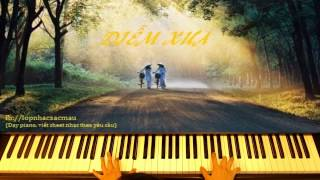 Diễm Xưa piano solo (grade 3) - Arranged by Linh Nhi