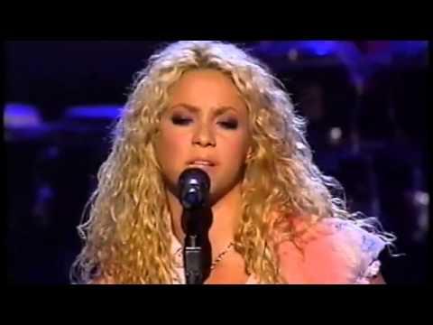 Shakira   Que me quedes tu Live Tv mp3