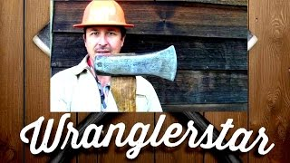 How To Fix A Loose Axe Head | Wranglerstar