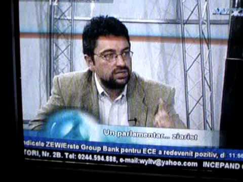 Sever Voinescu despre scandalul Ridzi