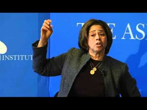 Anna Deavere Smith on The Artist's Voice for Social Change