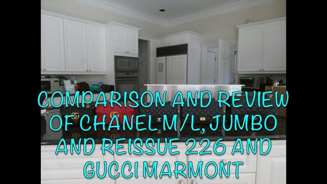 52f0ca00603 Comparison of Chanel M L