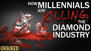 How Millennials Are Killing the Diamond Industry