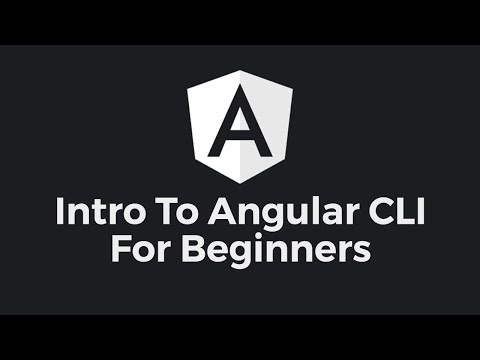 Introduction to the Angular 2 CLI - Tutorial for Beginners