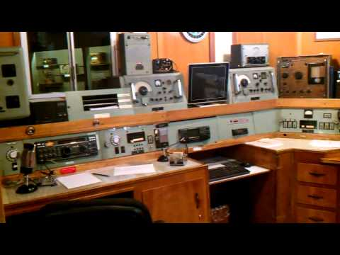 RMS Queen Mary radio room