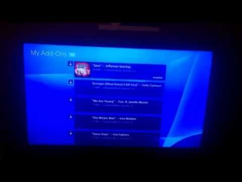 Rock Band 4  Export PSA: How to import Blitz Tracks Into Rock Band 4