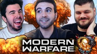 A POR LA NUCLEAR EN MODERN WARFARE! (WILLY, ANGEL Y VEGETTA777)