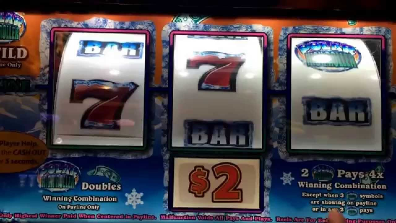 Polar High Roller Kickapoo Lucky Eagle Casino YouTube - Lucky eagle casino car show