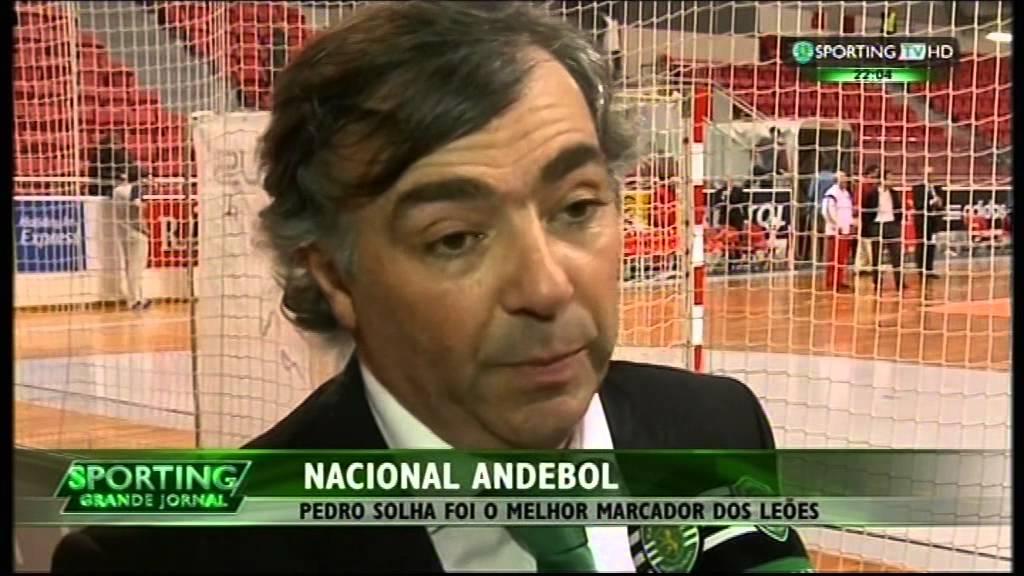 Andebol :: 13J :: Benfica - 32 x Sporting - 32 de 2014/2015