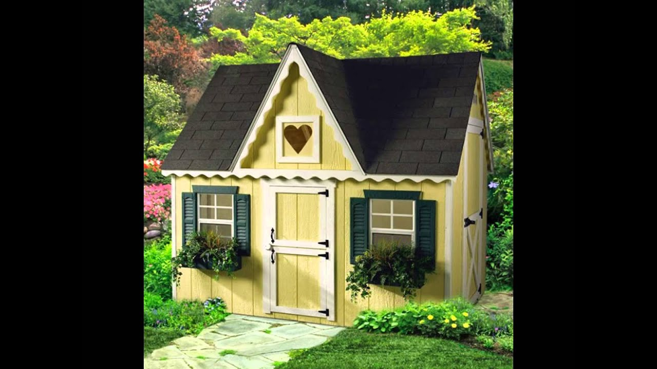 Outdoor Playhouse Kits Home Depot Fun Children